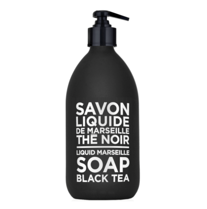 Black Tea Liquid Soap - 500ml