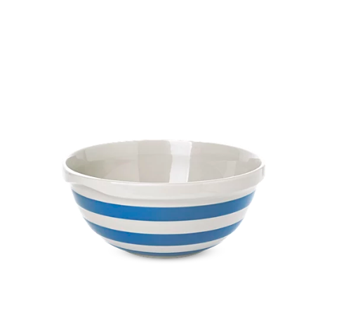 Cornishware Blue Medium Mixing Bowl
