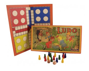 Ludo Retro Game