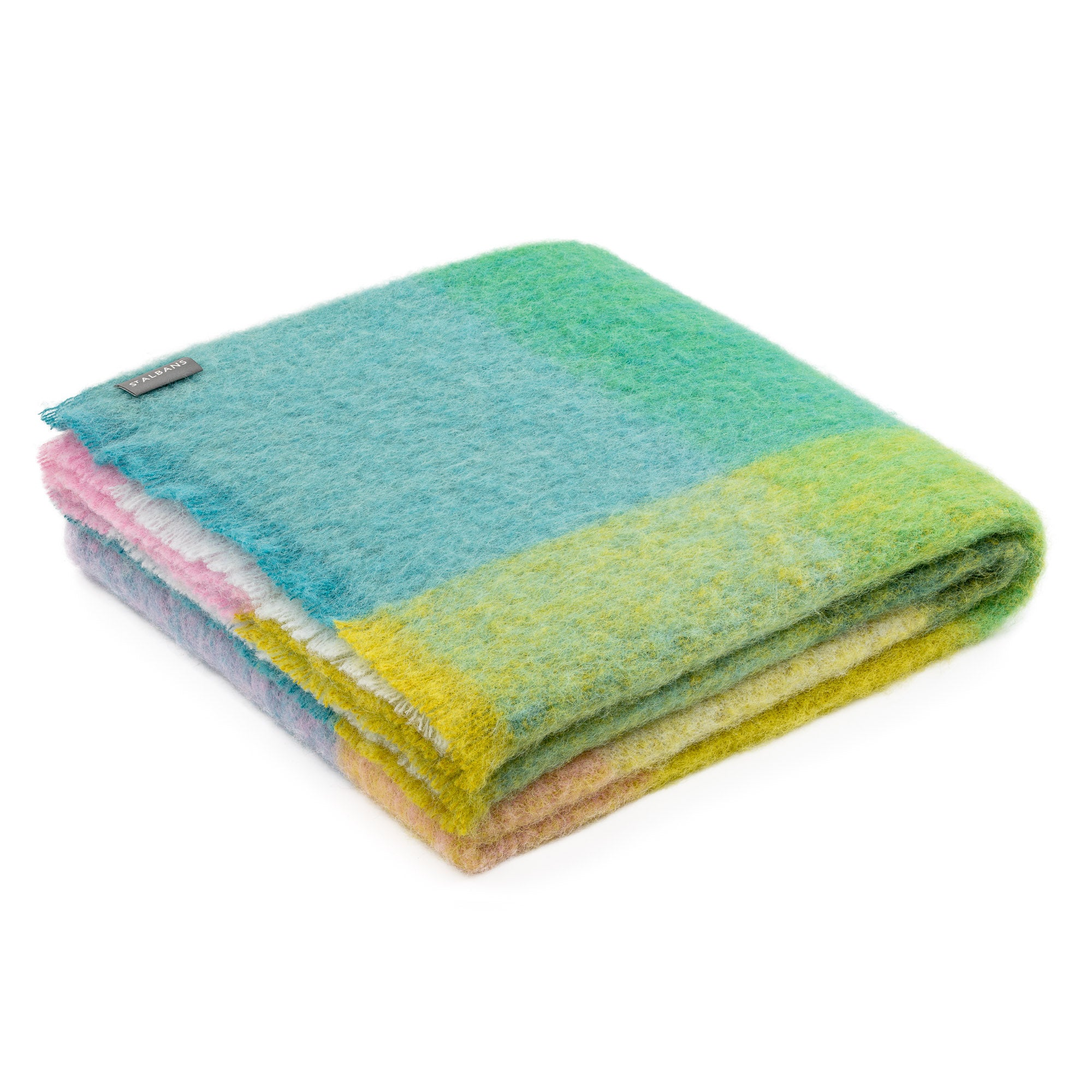 Alpaca Sassy St Albans Throw