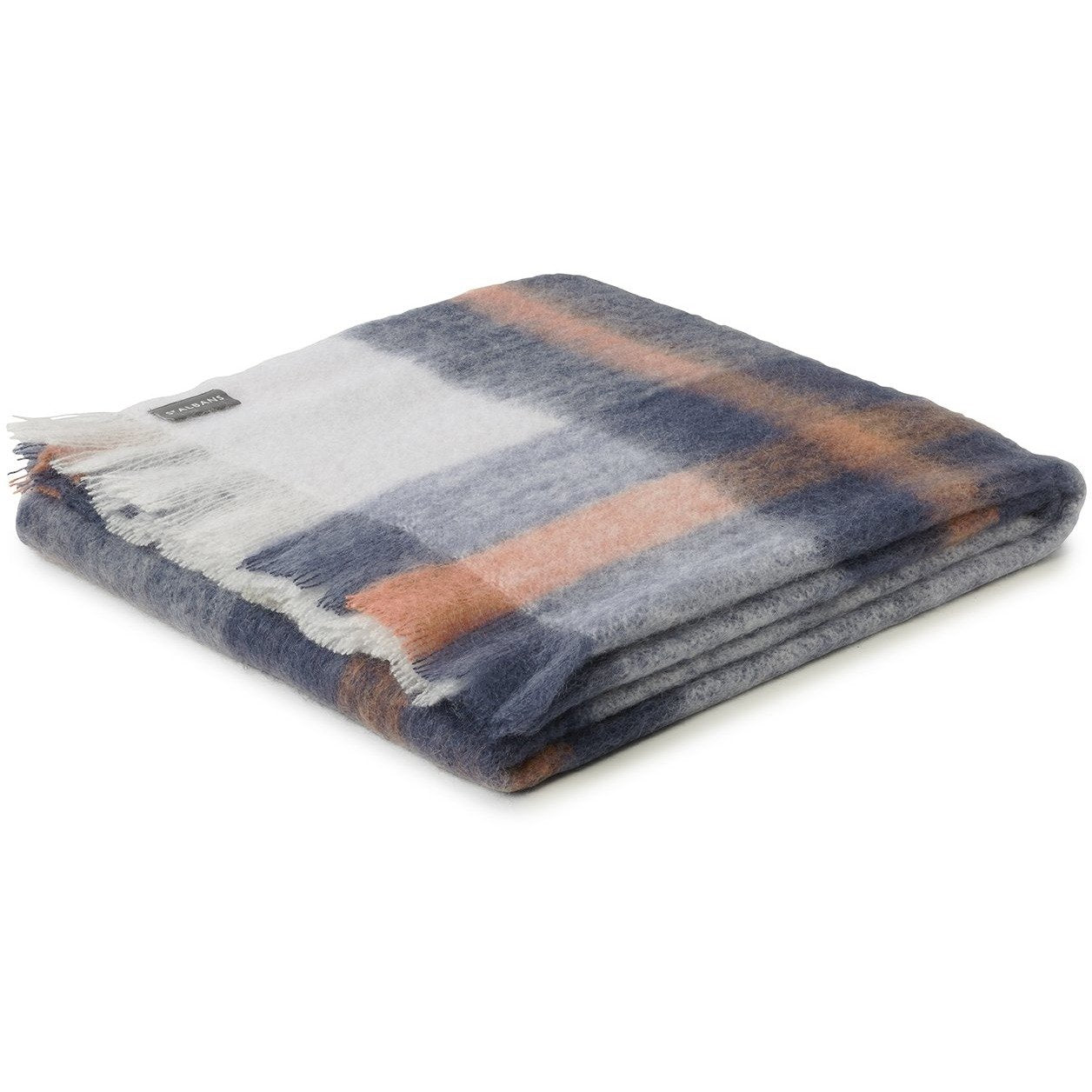 Mohair Stirling St Albans Throw