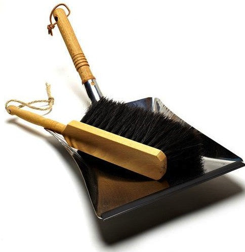 Shovel and Sweep Set by Redecker