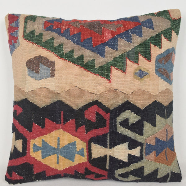 Vintage Kilim Cushion Cover - Sylvie