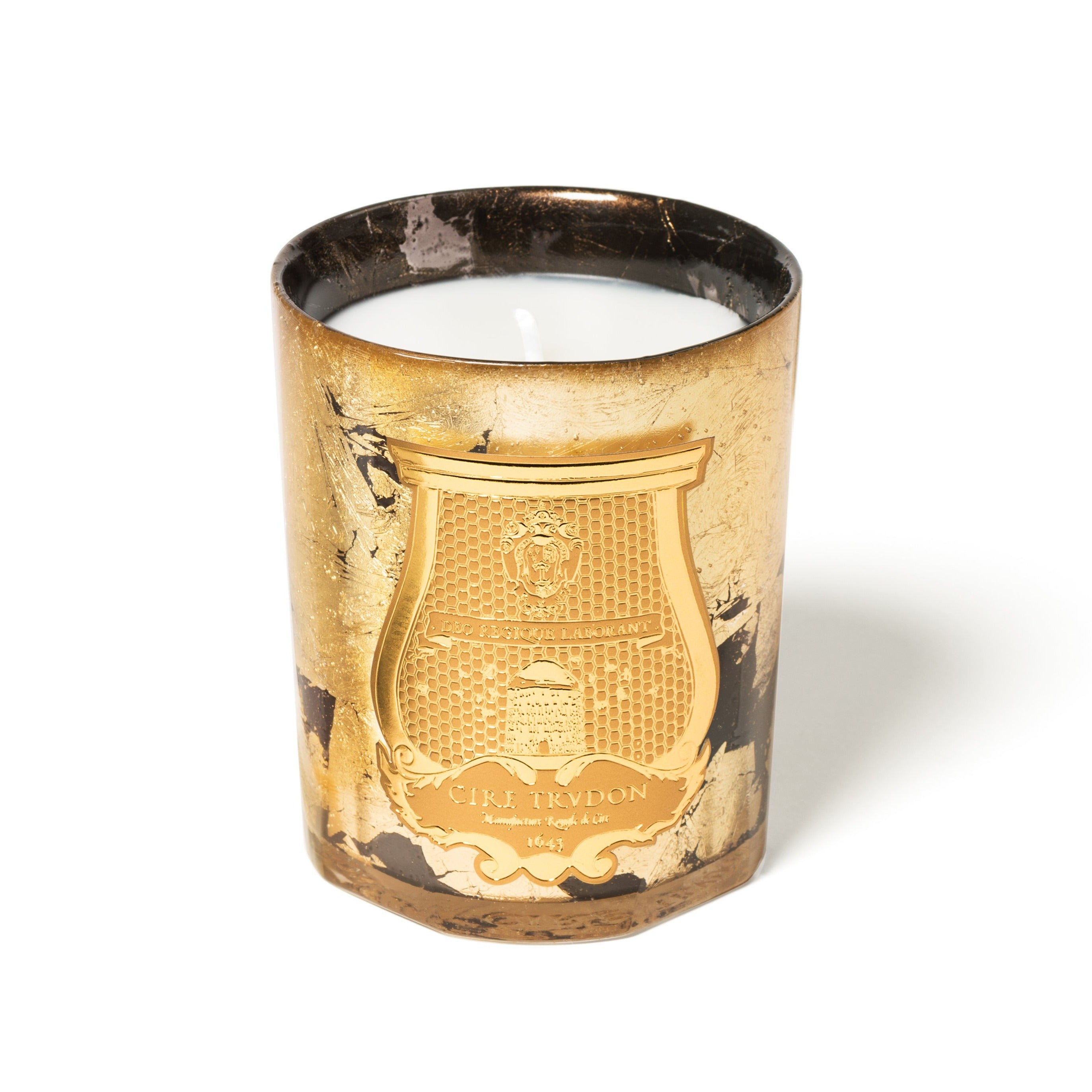 Ernesto Gold Leaf/Anthracite Christmas 2020 Candle (270gs) by Cire Trudon