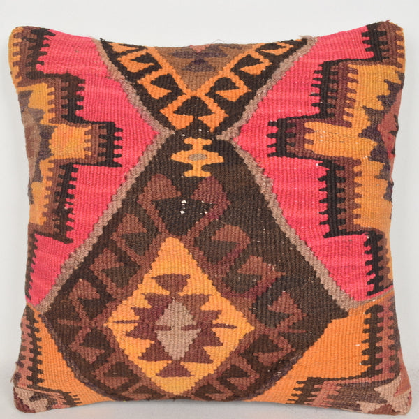 Vintage Kilim Cushion Cover - Younes