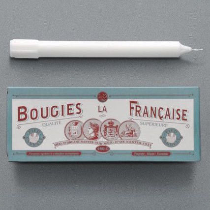 Bougies La Francaise - 8 Non Drip Taper Candles