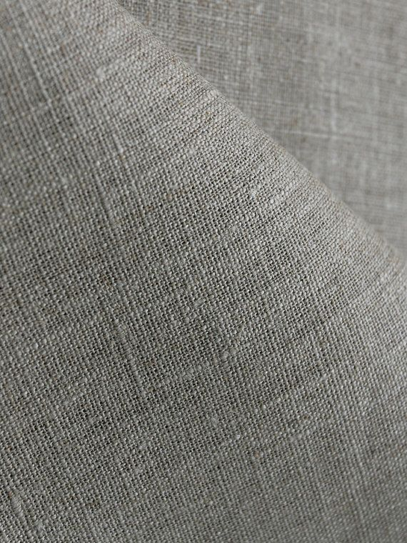 Linen Upholstery Fabric By The Meter