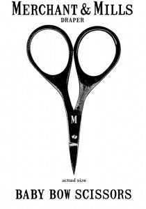 Merchant and Mills Bow Scissors