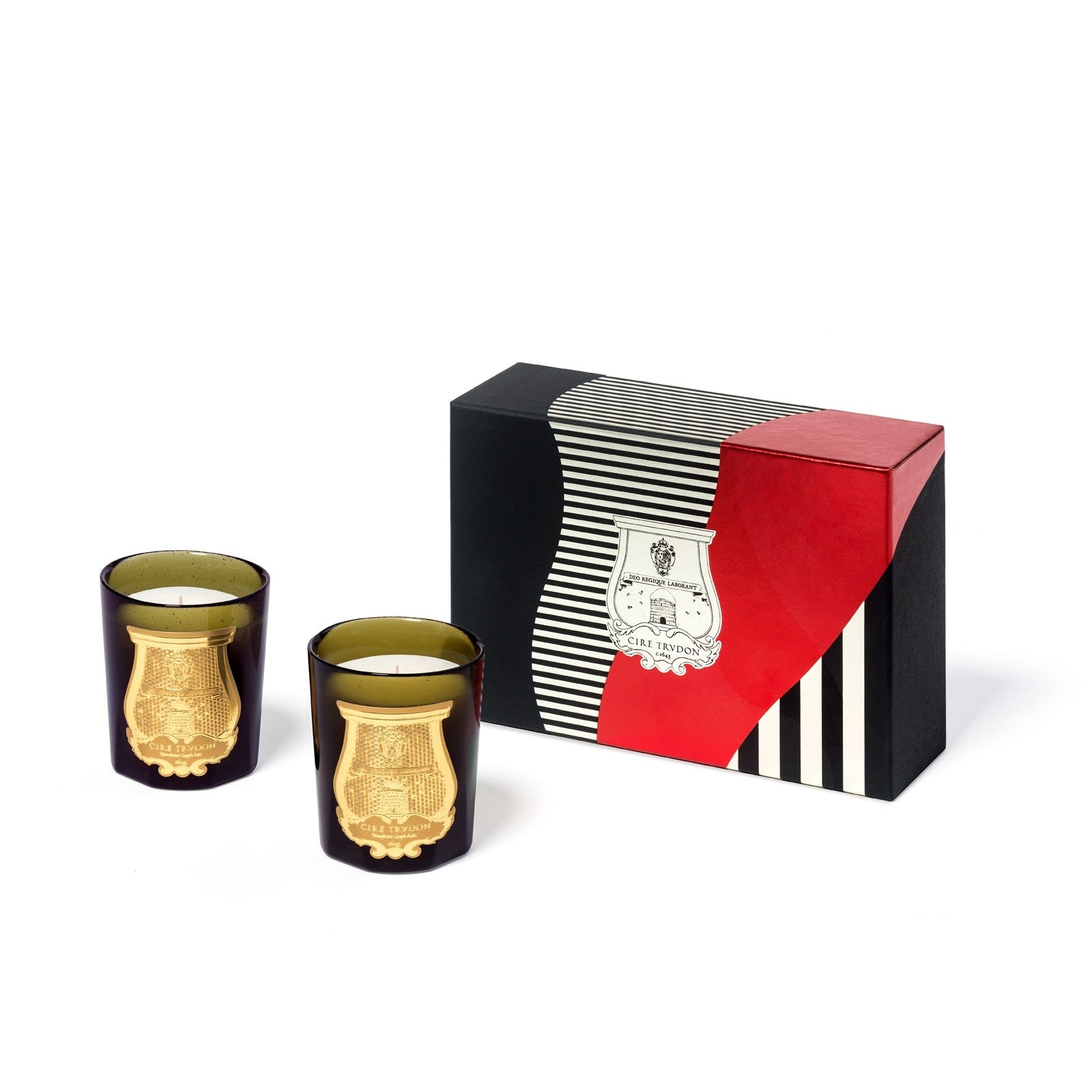 Cire Trudon Duet Candle Revolutionary Gift Set