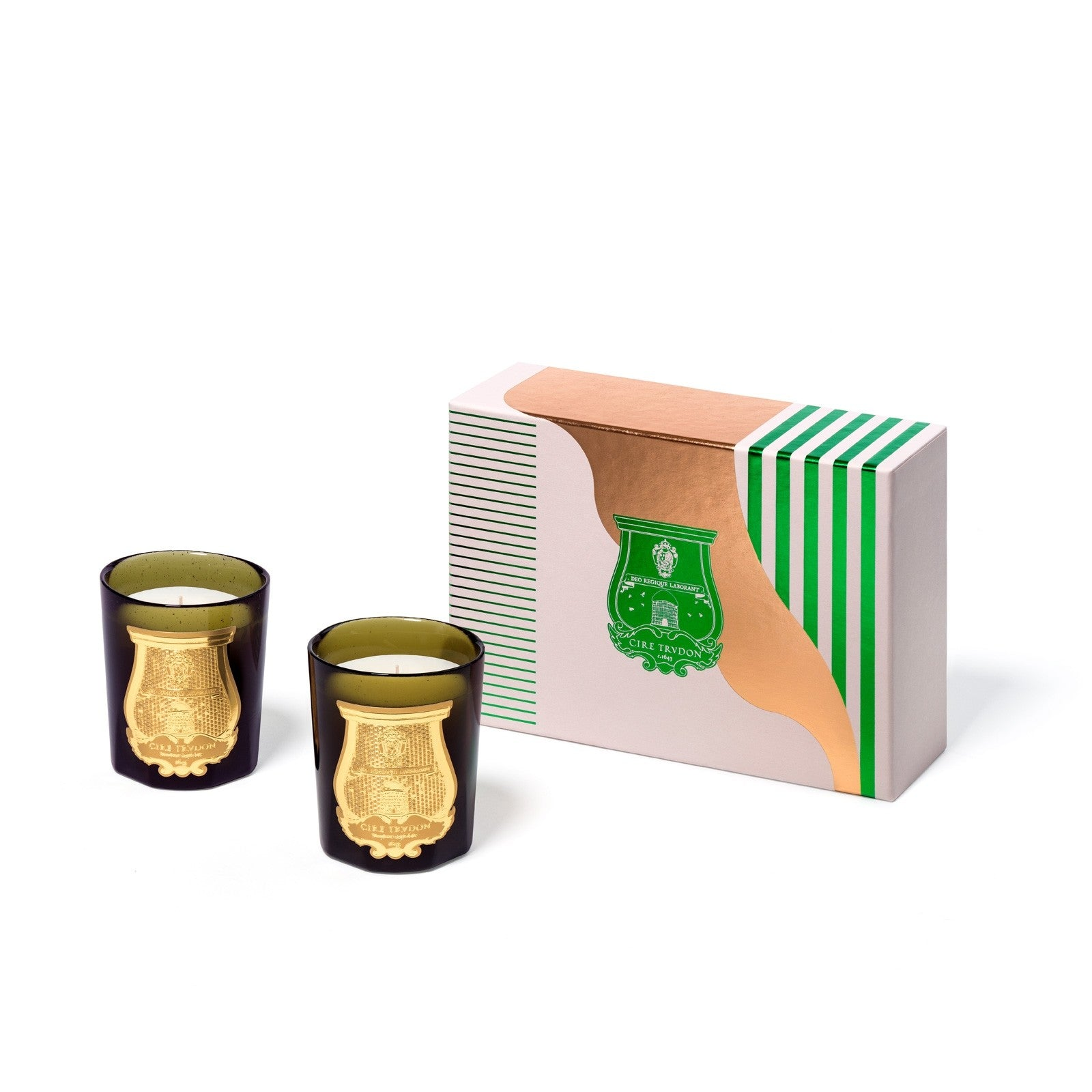 Cire Trudon Duet Candle Imperial Gift Set