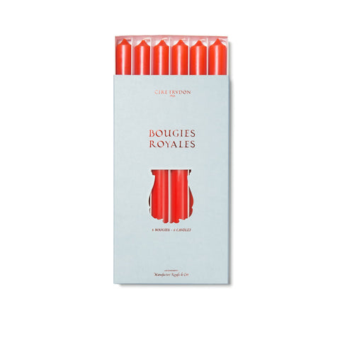 Cire Trudon - BOUGIES ROYALES - RED
