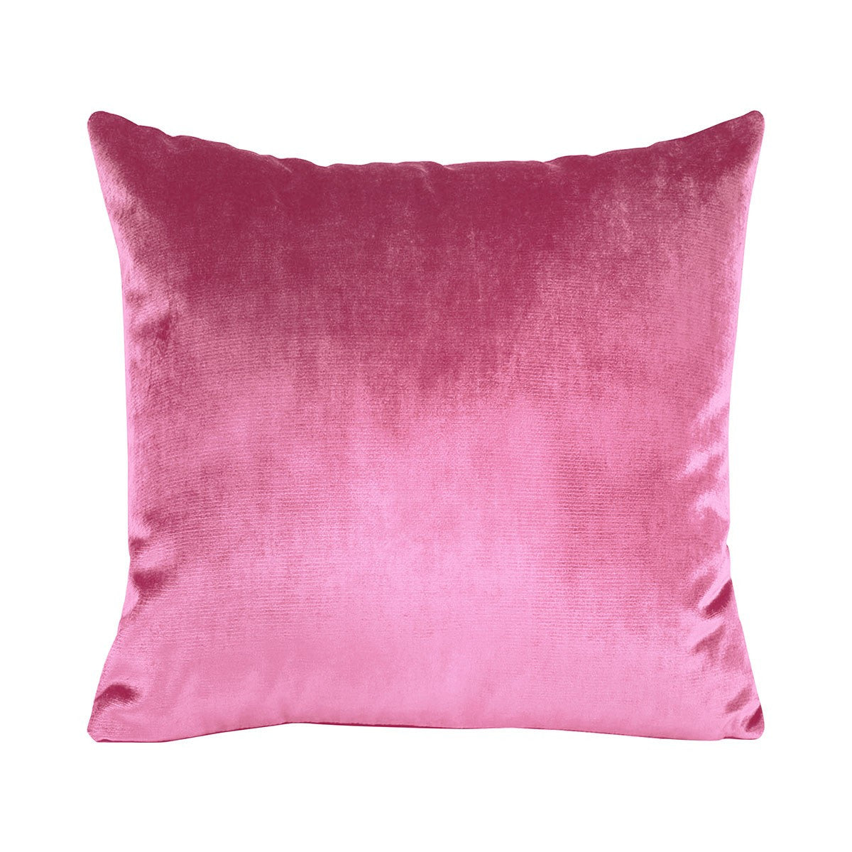 Iosis France Velvet Berlingot Cushion in Rose 45cm