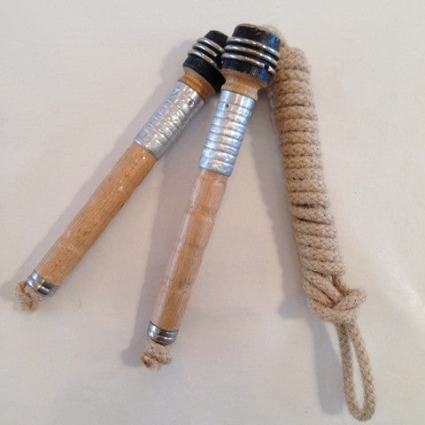 Reclaimed Bobbin Skipping Rope- Merchant and Mills