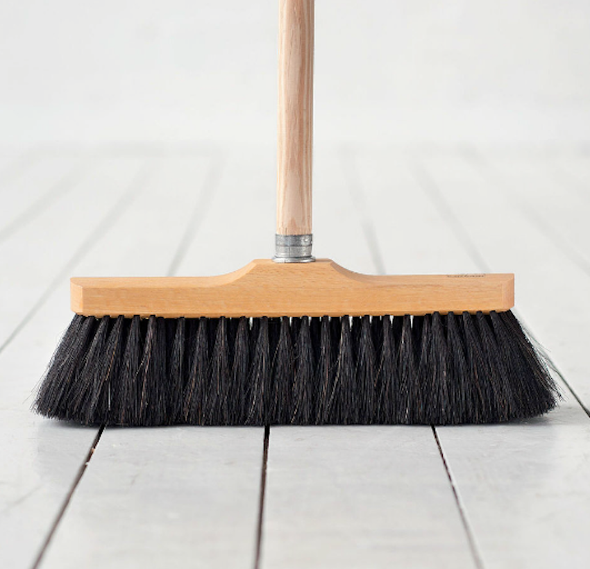 Horse Hair Broom