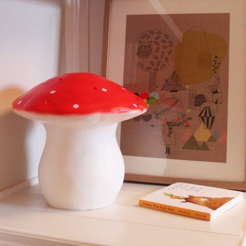 Night Light  Toadstool - Large