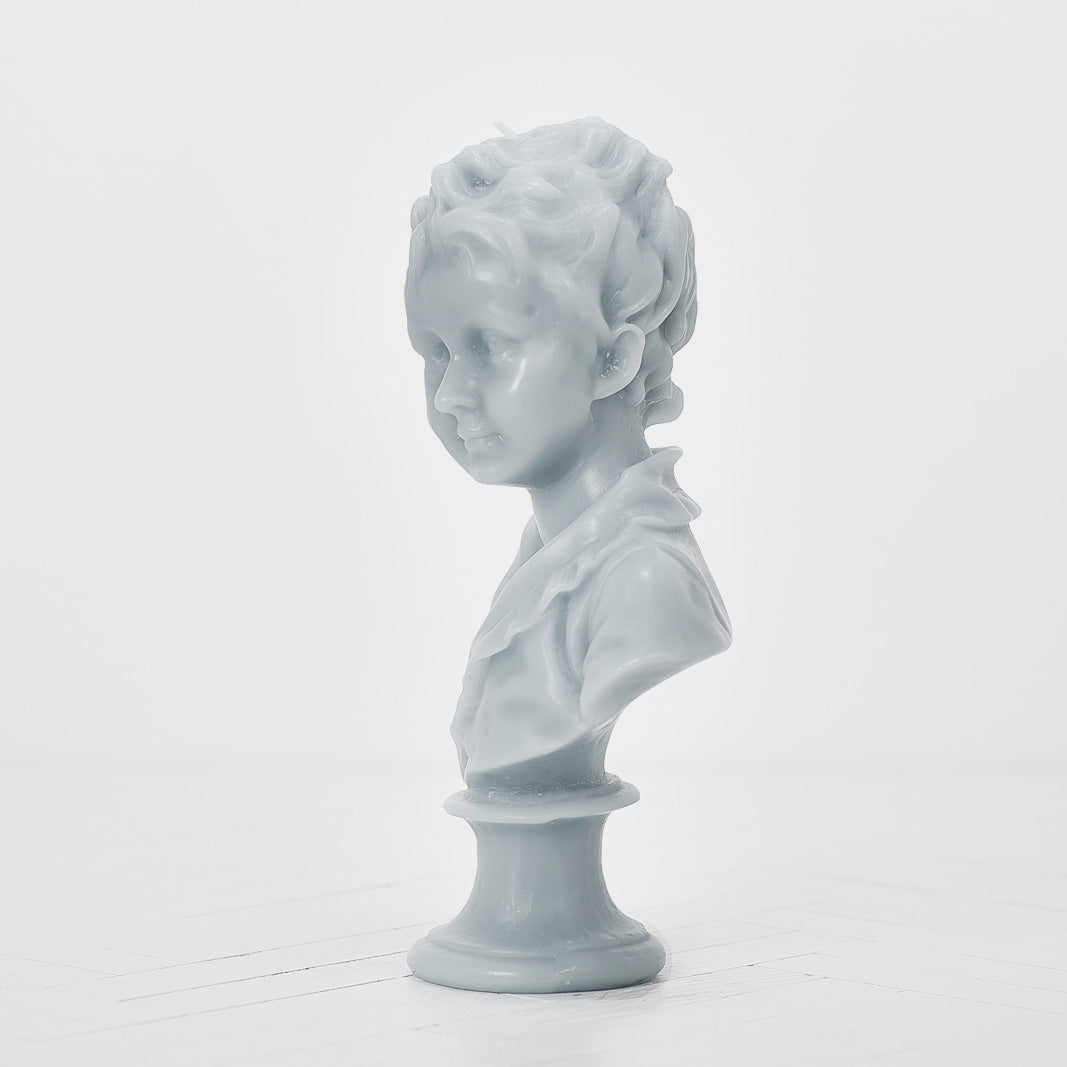 Cire Trudon Alexandre Bust in Grey