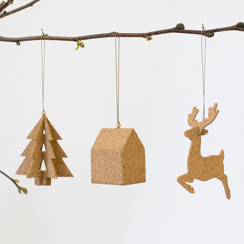 REINDEER- CORK DECORATION - MJG- JASON GRANT