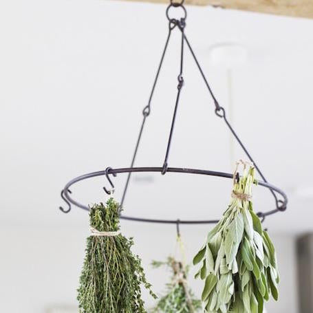 Herb Dryer- Iron Hanging