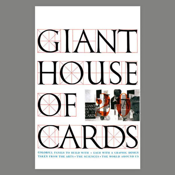 Eames House of Cards Giant