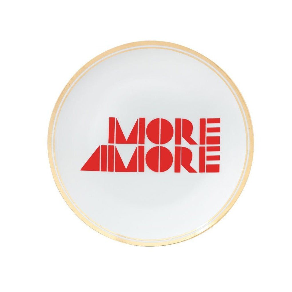 More Amore 17cm Plate by Bitossi Home