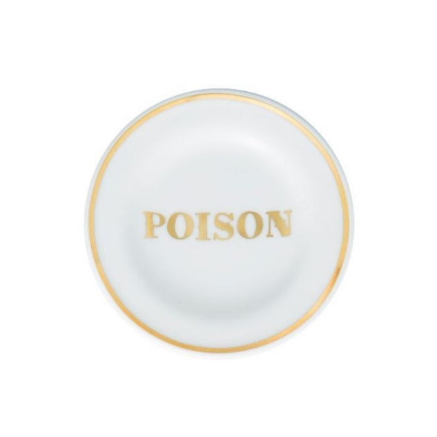 Poison 9.5cm Plate by Bitossi Home