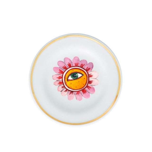 Flower Eye 9.5cm Plate by Bitossi Home