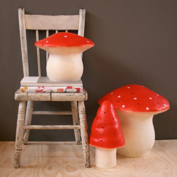 Night Light Toadstool - Medium