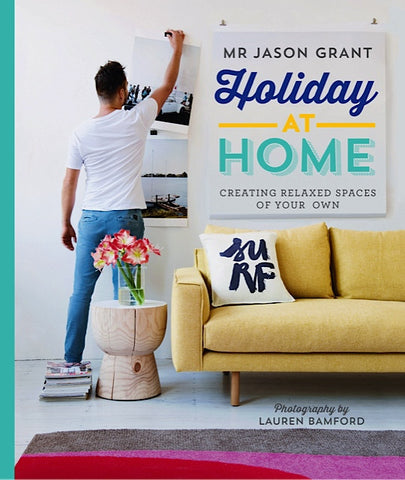 Holiday At Home- SIGNED Copy- Mr Jason Grant- FREE SHIPPING