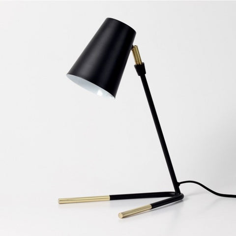 Victor Table Lamp - Black