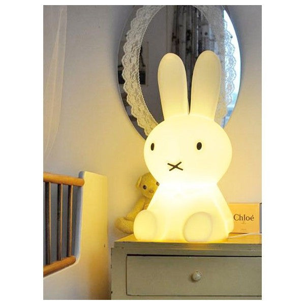 Miffy Lamp- 50cm LARGE- Made in Holland.