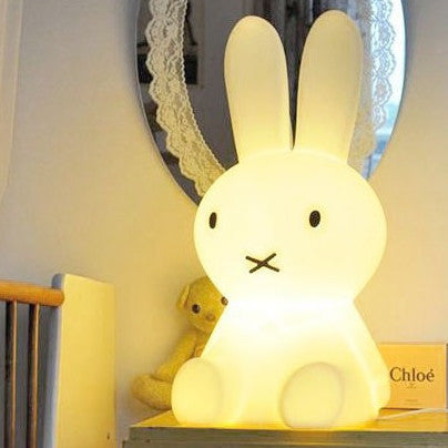 Miffy Lamp- Giant XL 80cm- Made in Holland