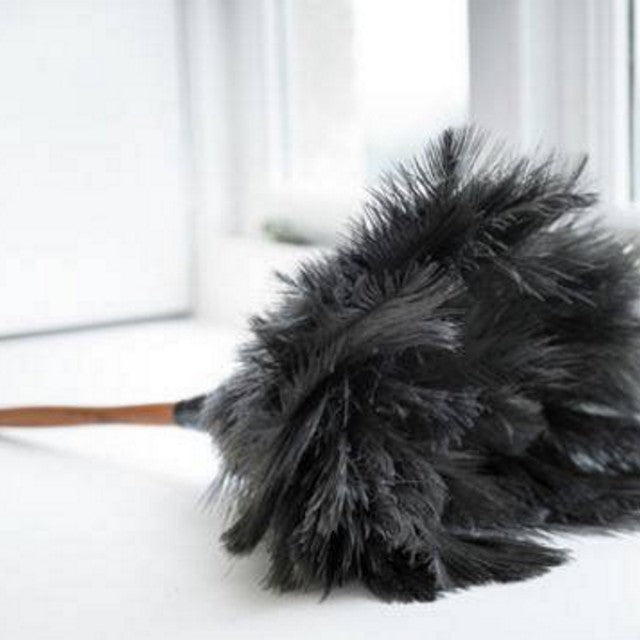 Ostrich Feather Duster 40cm