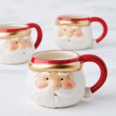 Santa Mug by Robert Gordon Australia