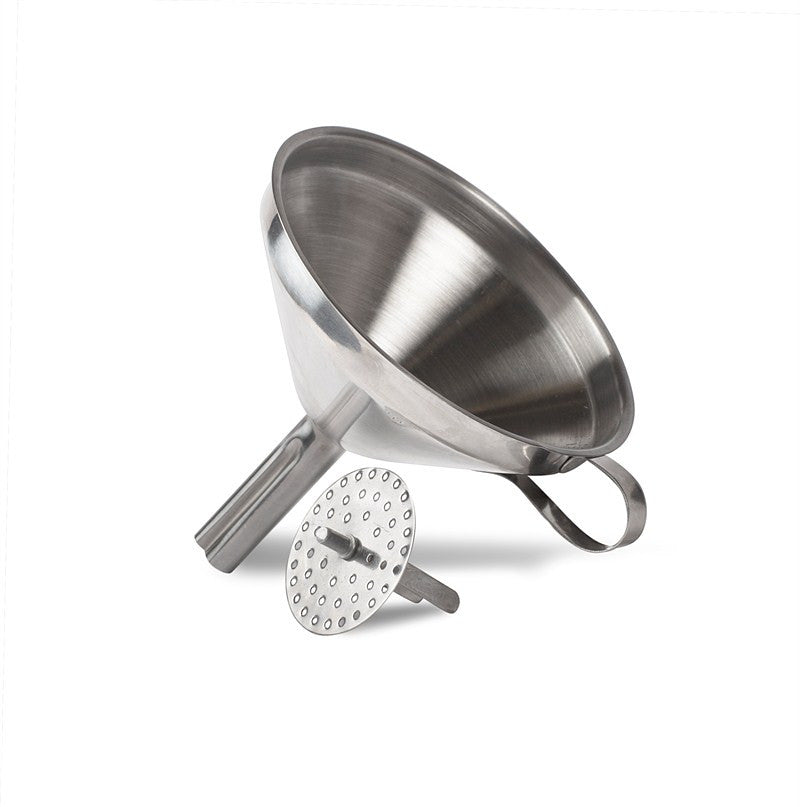 Funnel stainless steel filter