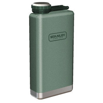 Stanley Hip Flask - Hammertone Green
