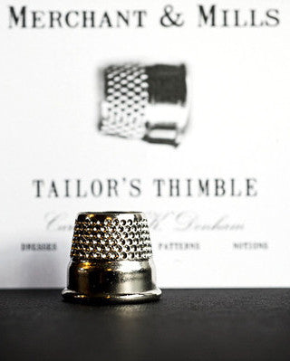 Merchant and Mills Tailor Thimble