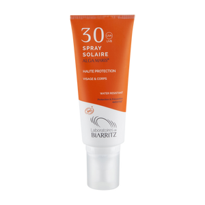 Alga Maris SPF30 Sunscreen Spray - Certified Organic