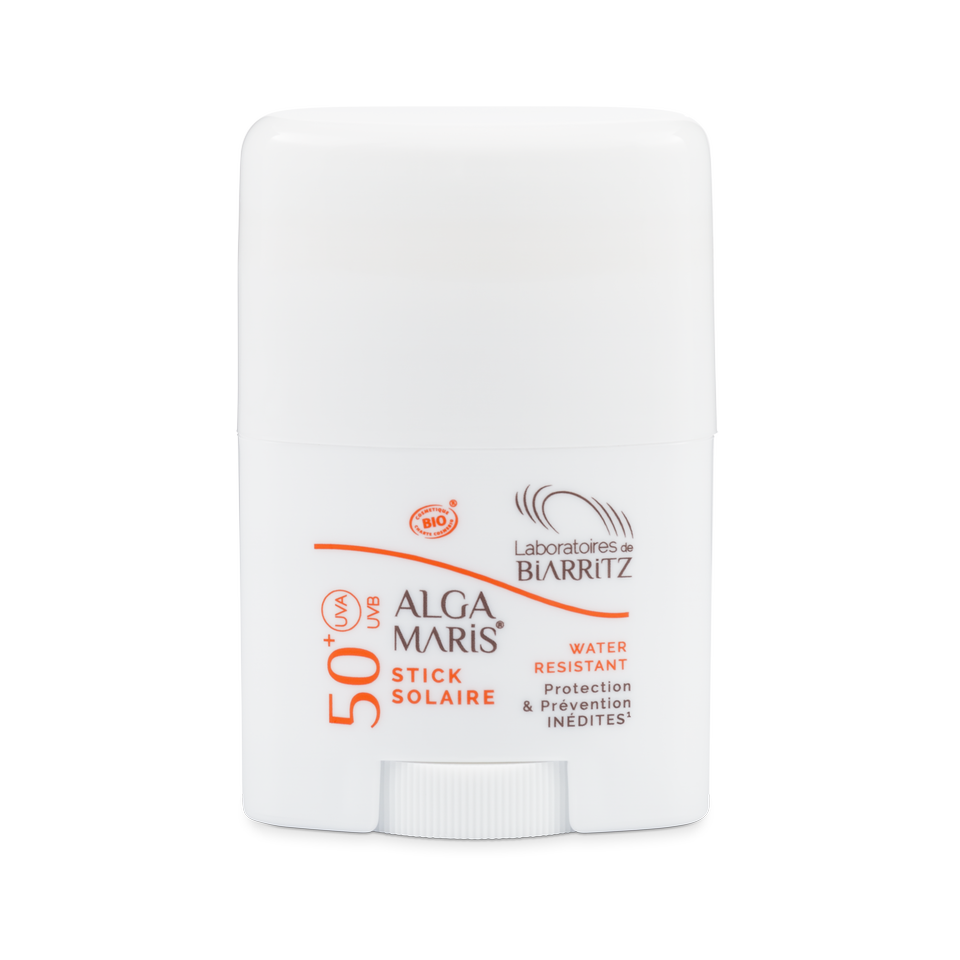 Alga Maris SPF50+ Sunscreen Stick - Certified Organic