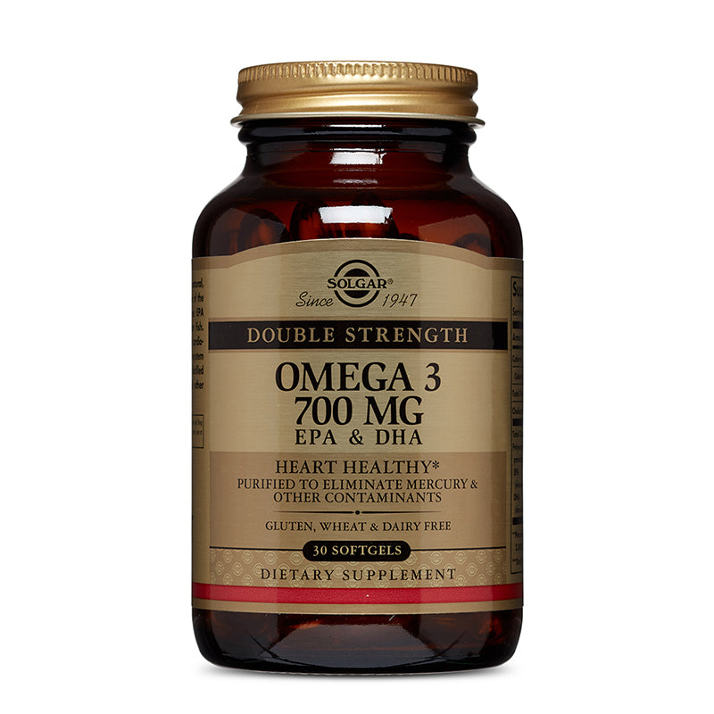 Solgar Double Strength Omega-3 700