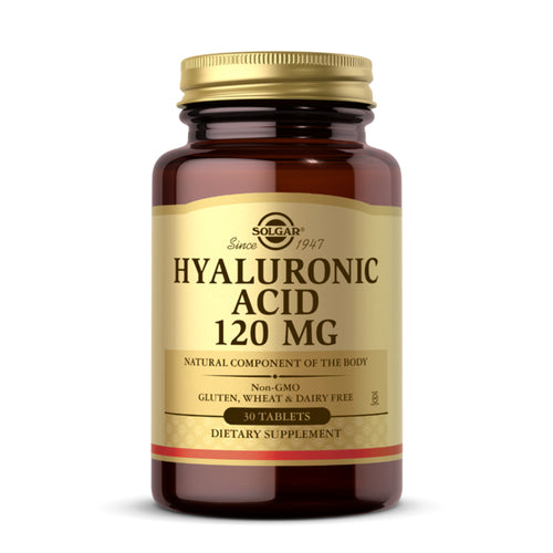 Solgar Acide Hyaluronique 120 mg