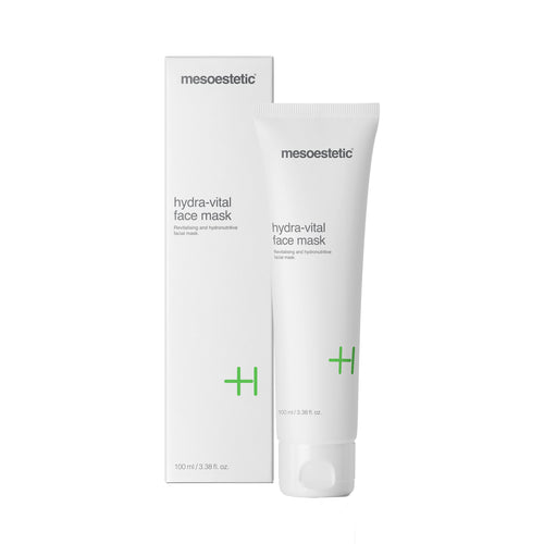 mesoestetic hydra-vital face mask