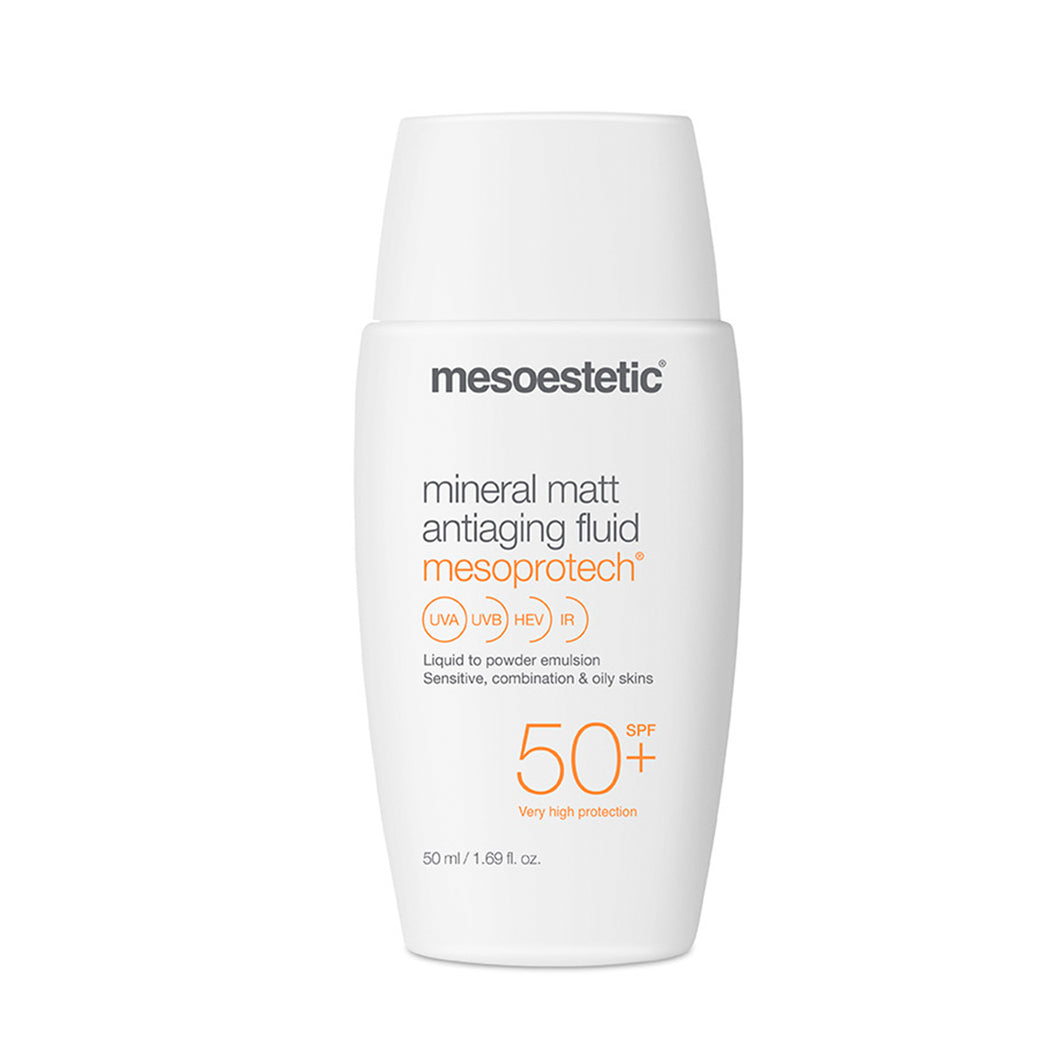 mesoestetic mesoprotech mineral matt antiaging fluid