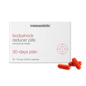 mesoestetic bodyshock reducer pills