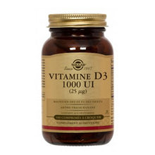 Load image into Gallery viewer, Vitamin D3 25 mcg (1000 IU) Chewable Tablets