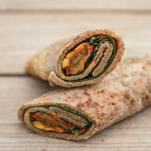 Grilled Veggie Wrap (GF/DF/V)
