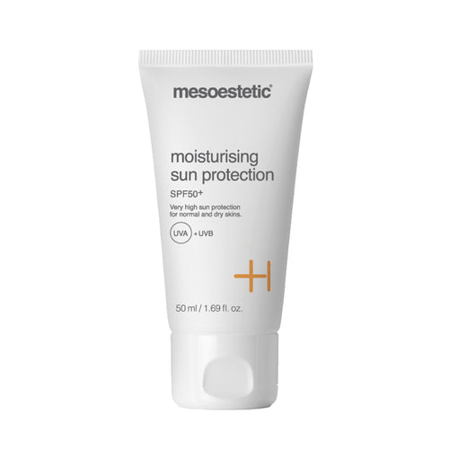 mesoestetic moisturizing sun protection