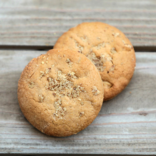Walnut Oat Cookie