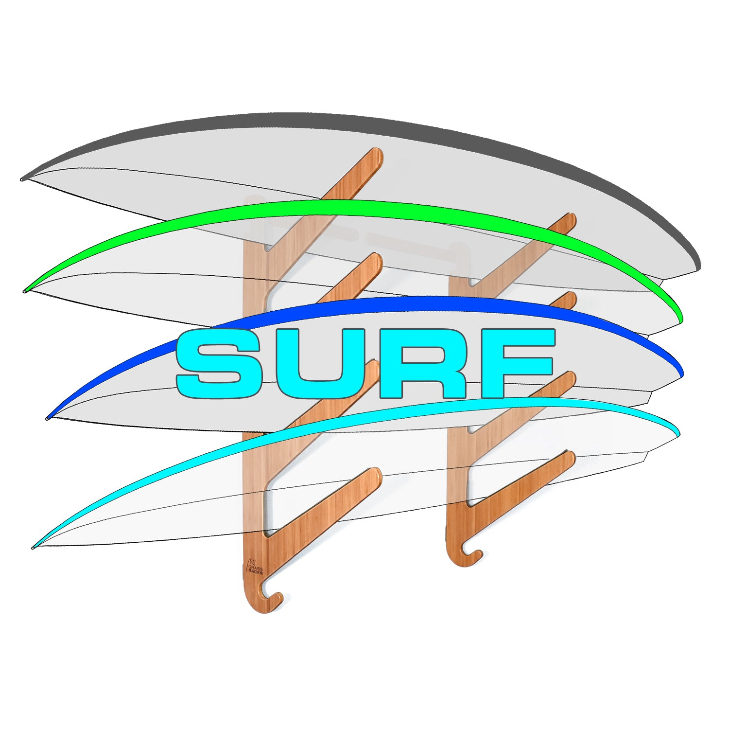 Surfboard Racks and Mounts