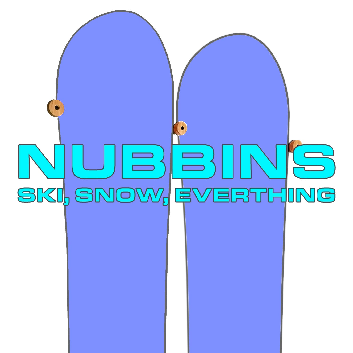 Nubbins - The Everything Rack