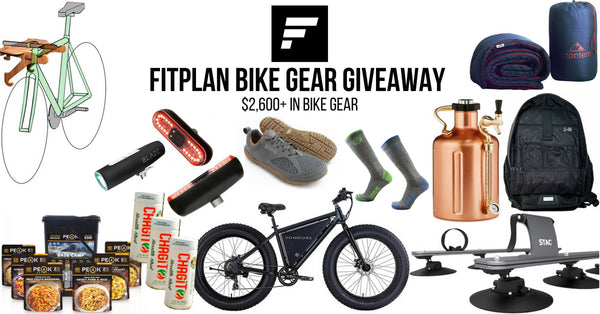 ReddyYeti Bike Gear Giveaway
